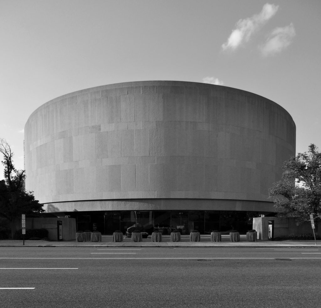 The Hirshhorn Museum and Sculpture Garden, Washington, D.C.